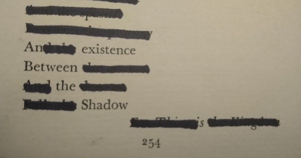 Blackout Series 191